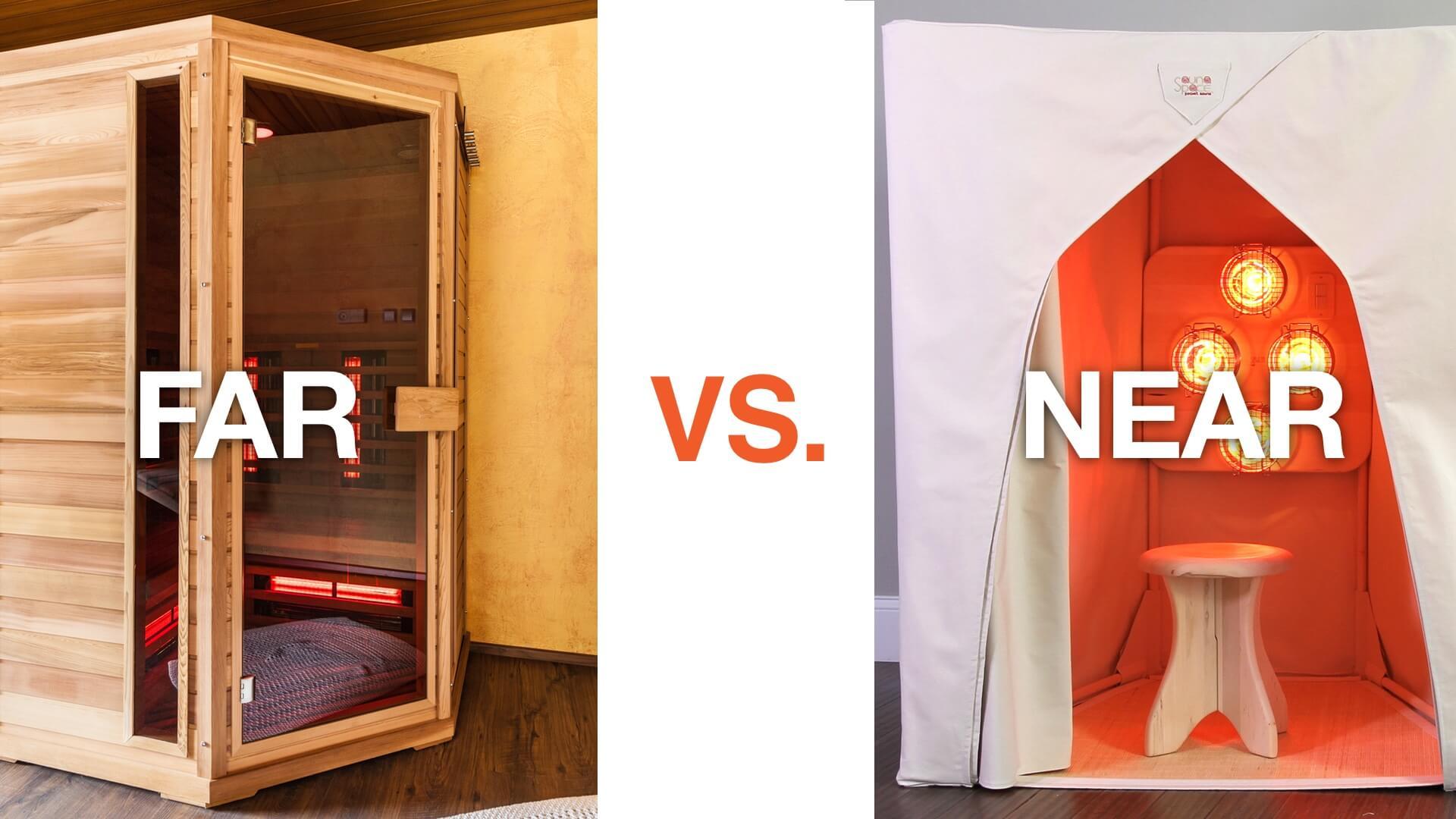 Far Versus Near Infrared Sauna Which Is Better
