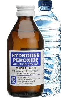 Vaginal Douching With Hydrogen Peroxide