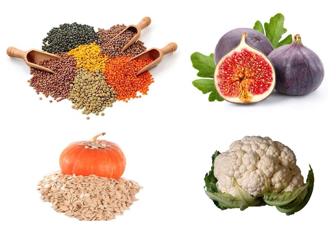 What Foods Have Iodine Naturally