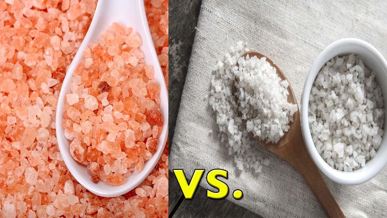 Himalayan & Celtic Sea Salt