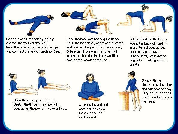 Pelvic Floor Exercise 2