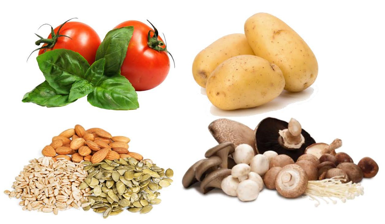 Food For Life Natural Sources Of Vitamin B3 Niacin