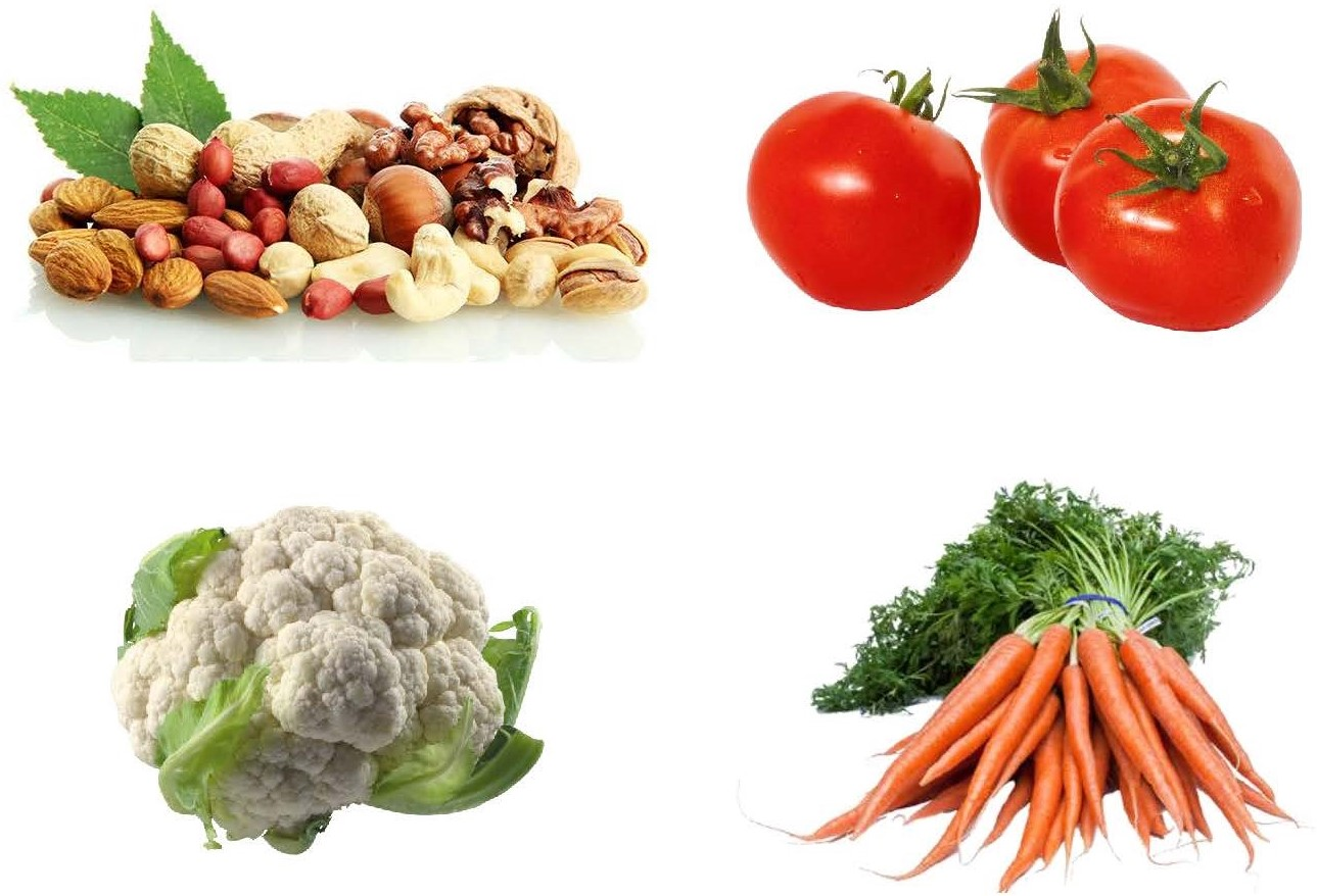 What Food Contains Vitamin B And B